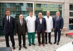 Çoban ve Serteser'den Fertillife Hastanesi'ne iade-i ziyaret
