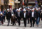 """Vali Mustafa Tutulmaz """"Otizm Farkındalık Yürüyüşü """"ne Katıldı."""