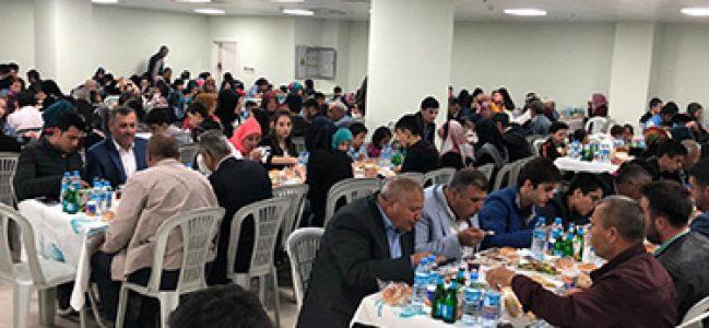 Çimsa, Afyonlular ile Ramazan'ın bereketini paylaştı