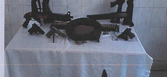 Afyon'da 5 eve uyuşturucu baskını