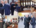 Başkan Sezen ve milletvekili Eroğlu'ndan 'hayırlı olsun' ve 'istişare' ziyaretleri