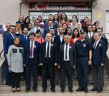 Şehit Polis Özel Harekât Ahmet Altun Kütüphanesi açıldı