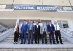 Milletvekili Yurdunuseven, Sultandağı ilçesini ziyaret etti