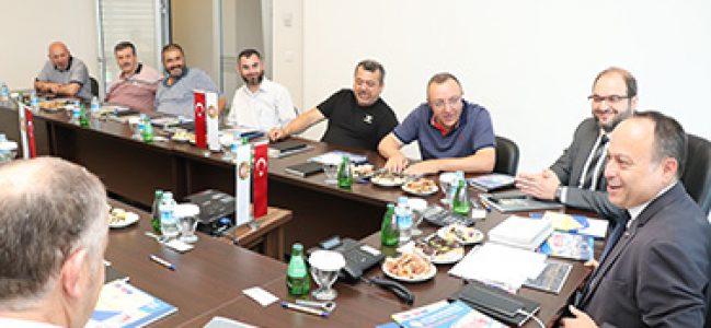 ATSO'DA MESLEK KOMİTELERİ İSTİŞARE TOPLANTILARI BAŞLADI