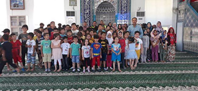 Kuran Kursu öğrencilerine Trafik Eğitimleri Verildi