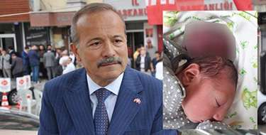 Milletvekili Taytak Elif bebeğe sahip çıktı