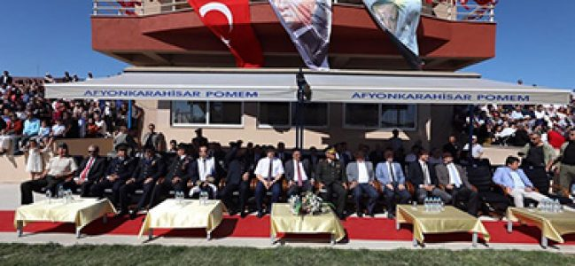 POMEM'de mezuniyet töreni