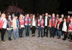 ATSO'dan Zafer Yürüyüşü'ne geniş katılım