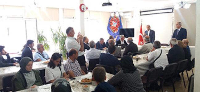 Afyonkarahisar ve İlçeleri Dayanışma Derneği'nde Muharrem Ayı Kutlaması