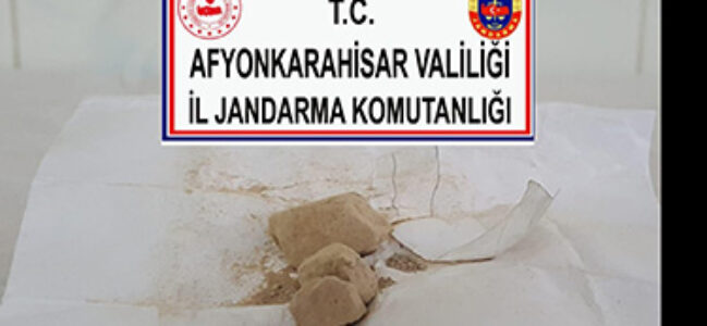 Jandarma'dan Çay ve Sülün'de operasyon