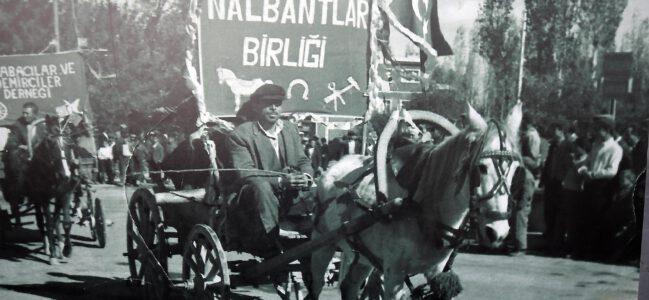 """AFYON'DA """"GEÇMİŞTEN GÜNÜMÜZE NALBANTLIK"""" FOTOĞRAF SERGİSİ"""