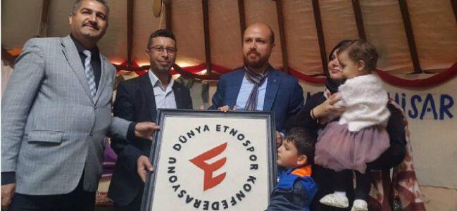 ETNOSPOR'DA İLİMİZİ TANITTIK