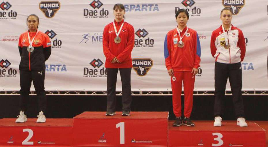 Ayşe Yılmaz Dünya Şampiyonu oldu