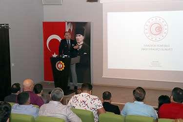 ATSO'da dış ticaret bilgilendirme semineri gerçekleştirildi