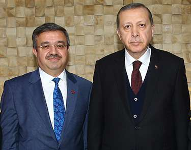 Yurdunuseven'den Cumhurbaşkanı Erdoğan'a teşekkür