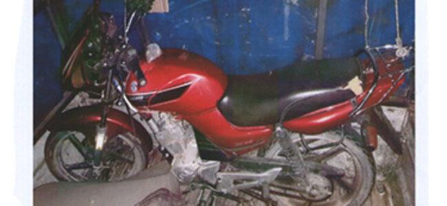 Motosiklet hırsızları Afyon'da yakalandı