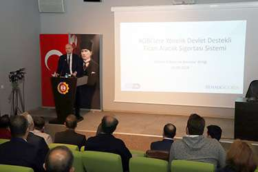 Ticari alacak sigortası semineri yapıldı