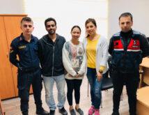 Turist vatadanşın telefonunu çalan hırsız yakalandı