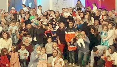 Mucize bebekler Eskişehir'de buluştu