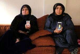 5 akraba Irak a gitmişlerdi: Aileleri onlardan haber alamıyor