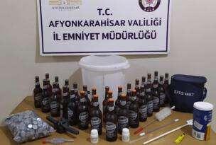 Polis, Kaçak ve Sahte İçkiye Geçit Vermedi