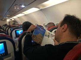 Gökyüzünde Afyon okunuyor