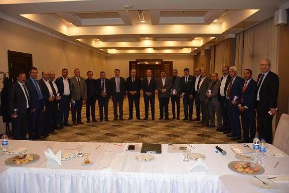 Belediye Başkanları Toplantısı