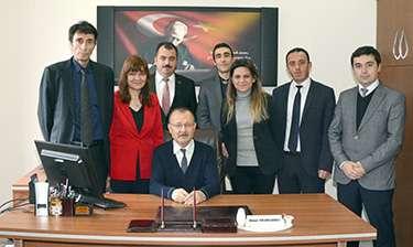 """""""Mehmet Abimiz"""" görevine veda etti"""