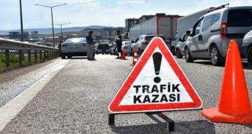 GÖMÜ'de feci kaza: 4 ölü