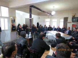 Bolvadin de Huzur Güvenlik Toplantısı gerçekleştirildi