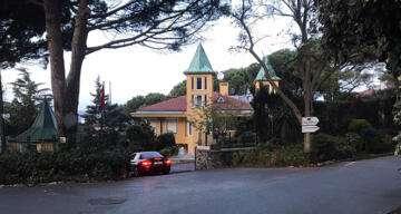 Fener Rum Patriğinin evine maskeli hırsızlar girdi