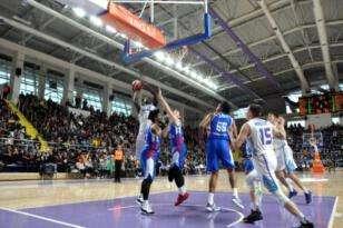 Meksa Yatırım Afyon Belediyespor – Arel Üniversitesi Büyükçekmece Basketbol: 81-69