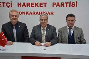 MHP il başkanlığı haftalık gündemi değerlendirdi