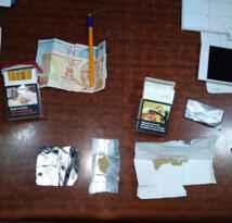 Eş zamanlı uyuşturucu operasyonu