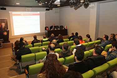 TSE bilgilendirme semineri yapıldı