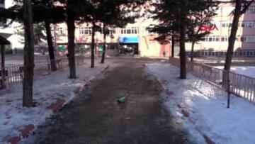 Karla oynarken vücutlarında yanık oluşan 2 çocuğa doku nakli yapılacak