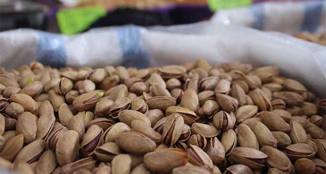 Tarım ürünleri ihracatında sert kabuklu meyveler lider