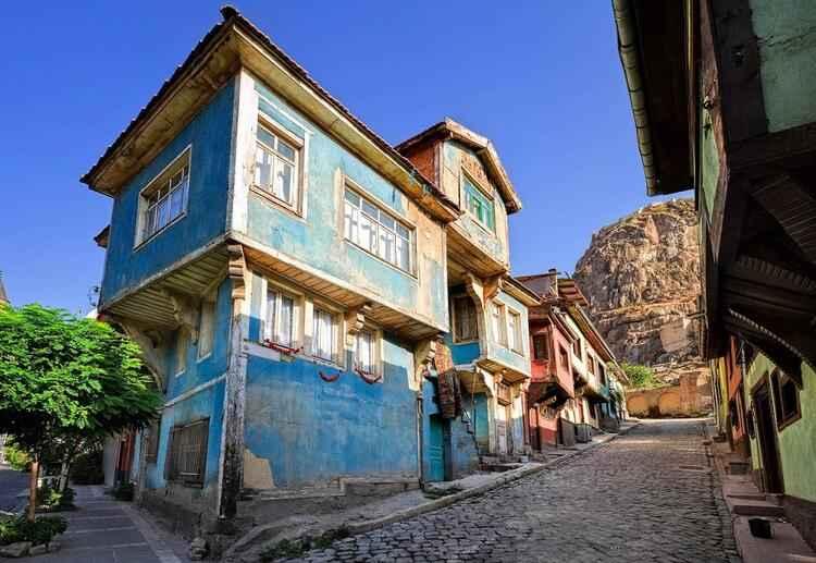 Türkiye'de mutluluk düzeyi en yüksek 2. Şehir Afyon
