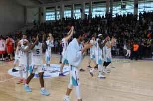 Basketbol'da Bahçeşehir'i devirdik