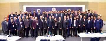 Özkan, Ankara'da iki önemli toplantıya katıldı