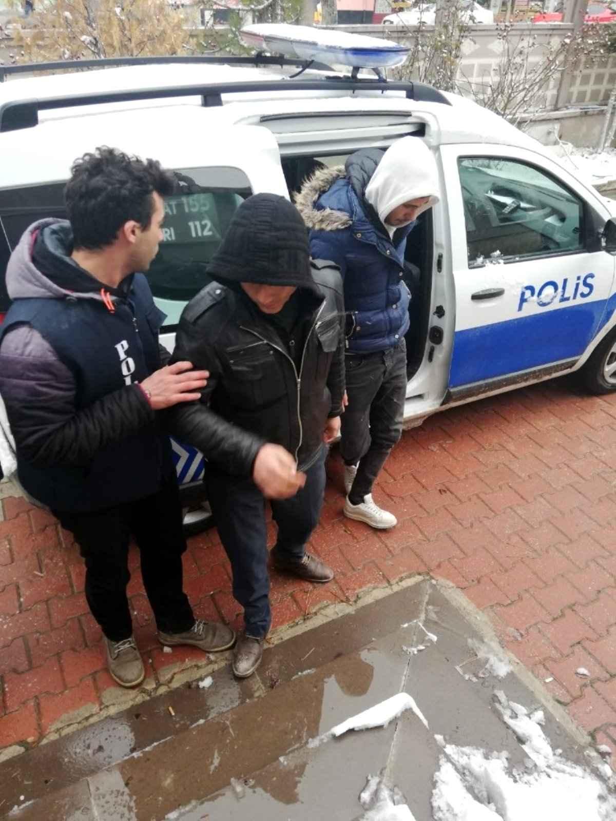 Afyonkarahisar da uyuşturucu operasyonu, 6 gözaltı