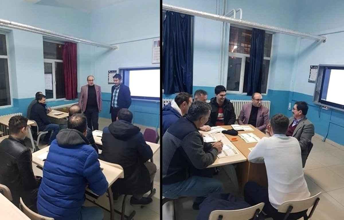 Belediye personeline Kuran-ı Kerim dersleri