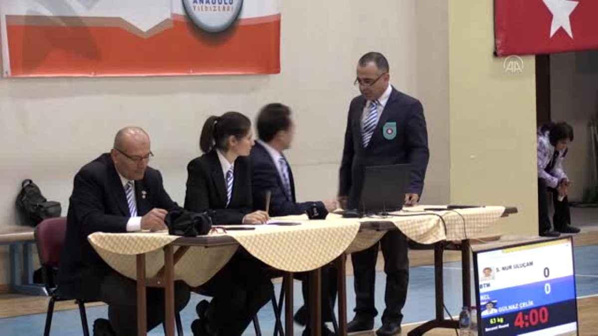Judo Gençler Türkiye Finali, Afyonkarahisar da başladı