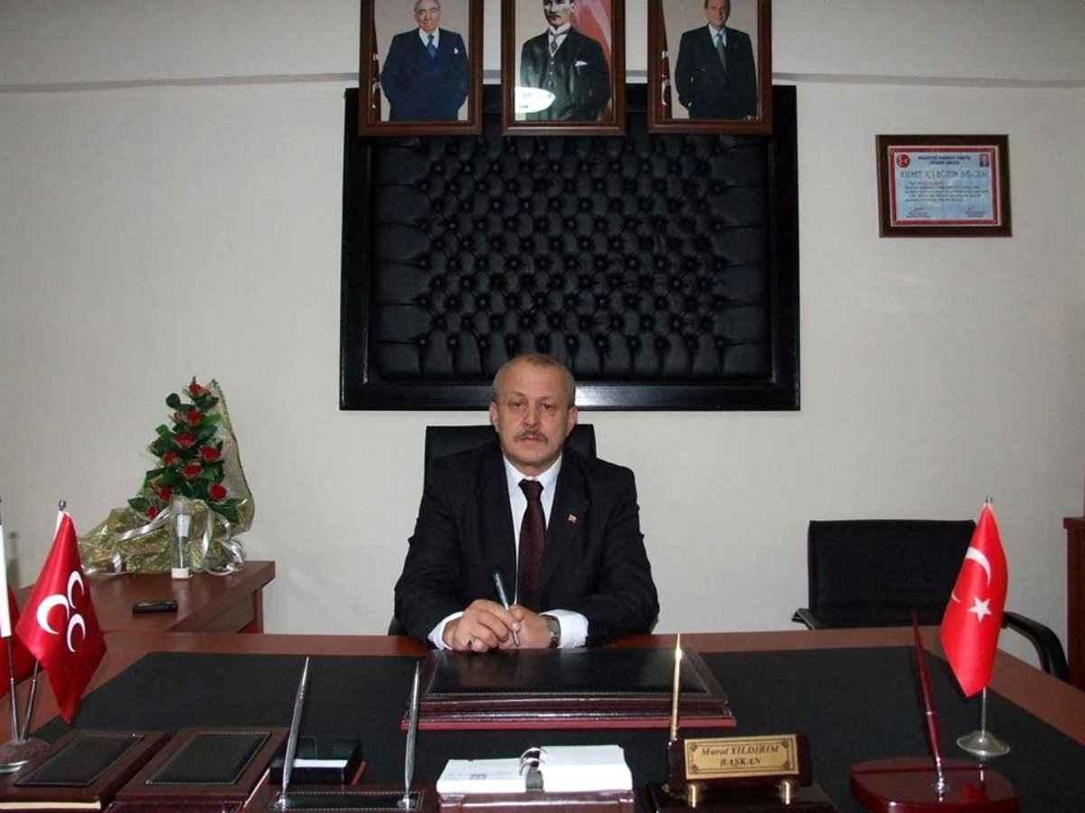 MHP İlçe Başkanı Yıldırım Afyon'da hayatını kaybetti