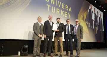 Teknoloji devinden Türk şirkete ödül