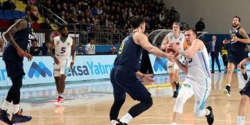 Afyon Belediyespor-Fenerbahçe Beko maçı tekrar oynanacak!