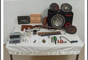 Darzkırı'da bir kişiyi darp edip eşyalarını çaldılar