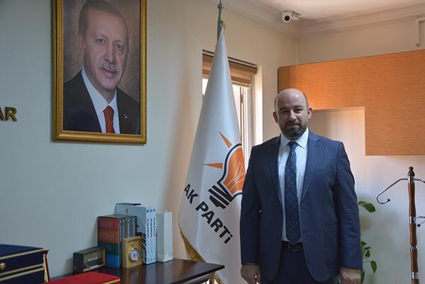 """Başkan Sezen'den """"milli dayanışma kapmanyasına"""" 20 bin lira bağış"""