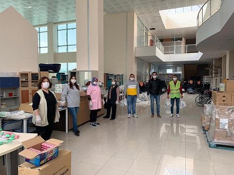 Emirdağ Belediyesi ücretsiz maske dağıtacak