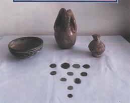 Beyyazı'da tarihi eser satmak isterken yakalandı
